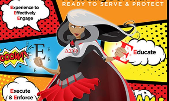 Tonya Smalls Delta Campaign